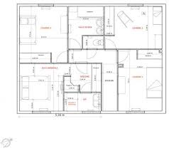 plan maison plain pied 120m2 4 chambres gallery of 1000 images about maison on plan maison plain