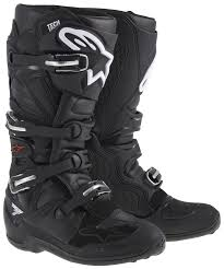 motocross boots review alpinestars tech 7 boots revzilla