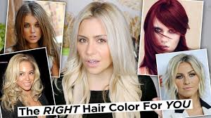 best hair color for a hispanic with roots the right hair color for your skin tone how to find your skin