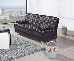 King Koil Sofa by Inter Mebel Nova Black Sofa Bed By Mobista