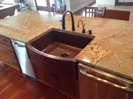 Composite Kitchen Sink Reviews by Kitchen Interesting Kitchen Sink Design With Cool Top Mount