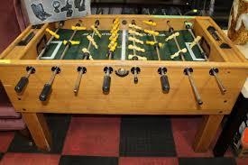 vintage foosball table for sale vintage 80s foosball table ball