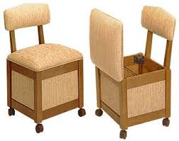 Stump Chair Comfee Ii 9200 Hassock Sewing Chair By Stump Home Specialties