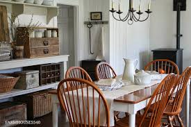 farmhouse 5540 dining room pictures