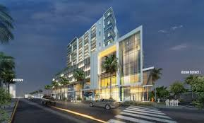 District  With  Apartment Units Will Break Ground Next - Design district apartments miami