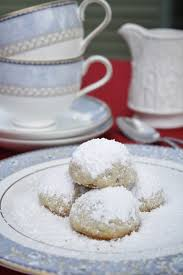 russian tea cakes christmas cookies from around the world