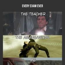 Al Meme - yes my teacher is al pacino wielding an m16 by metallion meme center