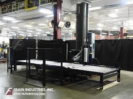 used stretch wrapper equipment u0026 wrap machines for sale