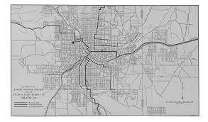 Map Atlanta Ga by