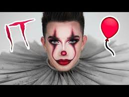 Pennywise Halloween Costume Pennywise Halloween Costume Makeup Tutorial