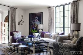 elle home decor simply delicious d ahling the stunning old hollywood home of