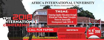 africa international university home