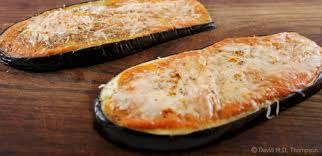 Toaster Oven Pizza Toaster Oven Eggplant Pizza