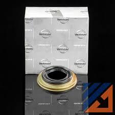 nissan australia genuine parts transfer box genuine front flange oil seal fits nissan navara d40