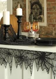 creepy home decor creepy crawly lace trim by heritage lace halloween decor
