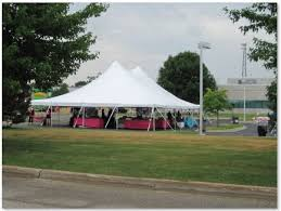 big tent rental corporate and company picnic and event tent rentals chicago tent