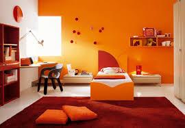 Orange Bedroom Interior Design Ideas Image  Pictures  Photos - Orange interior design ideas