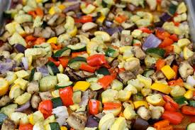 Garden Vegetable Salad by Tortellini Pasta Salad With Roasted Vegetables Recipe Two Peas