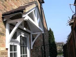 Front Door Awnings Wood Wooden Door Canopy Kits Great Wood Door Awning Plans 62 In