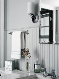 Wallpaper For Bathrooms Ideas Bathroom Wainscoting U0026 Wallpaper Ideas Dzqxh Com