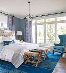 Master Bedroom Color Schemes Blue Bedroom Decorating Ideas