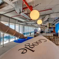 Google Ireland Office by Google Has Had Negative Effect On Office Design Says Jeremy Myerson