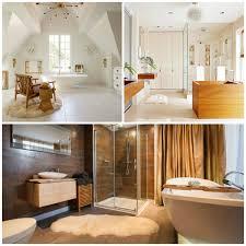 White Fluffy Bathroom Rugs Sheepskin In The Bathroom Sheepskin Town