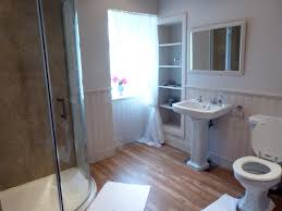 bathroom design cozy pergo flooring with shower room and mid