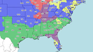 Phl Map Jaguars Vs Colts Tv Viewing Map For Week 4 On Cbs Big Cat Country