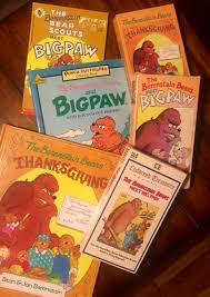 berenstain bears thanksgiving episode 29 u2013 the berenstain bears meet bigpaw deep in bear country