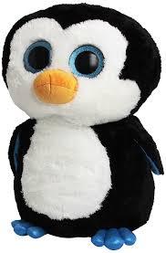 amazon ty beanie boos waddles penguin 16
