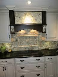 kitchen landscape design ideas glass herringbone backsplash