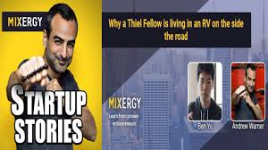 why you should live in an rv startup stories ep 1509 why a thiel fellow is living in an rv