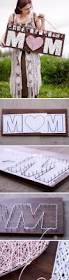 20 best gifts for mom diy string art string art and craft