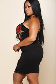 Flattering Plus Size Clothes The Rosey Maven Plus Size Mini Dress Has It All U2014 It U0027s Gorgeous
