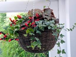 garden ideas for making your own u2013 planting flowers in the basket