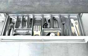 range couverts tiroir cuisine rangement couverts tiroir cuisine tapis antidacrapant tiroir