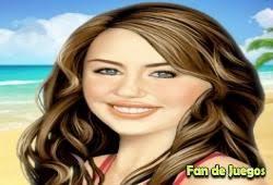 free make up miley cyrus game
