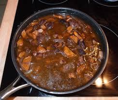 cerf cuisine recettes de cuisine à base de viande