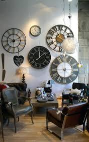 horloges murales cuisine horloges de cuisine horloge chrome cuisine horloge design cuisine