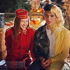 Danny Sandy Halloween Costume Brock Ciarlelli Twitter