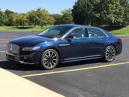 lincoln continental my boss took delivery of his new car today 2017 lincoln