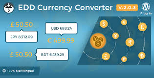 Currency Converter Easy Digital Downloads Currency Converter By Wpweb Codecanyon