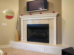 tv stand 87 hanging tv over brick fireplace home design very