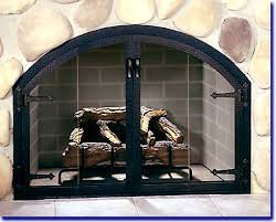 design specialties glass doors backyard billy u0027s has many fireplace accessories with which to
