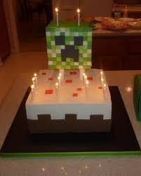 minecraft birthday cake ideas 10 best cake ideas for the kids images on minecraft