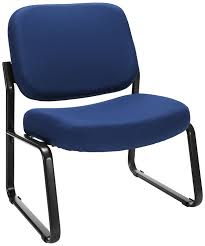 Big And Tall Office Chairs Amazon Amazon Com Ofm Big And Tall Upholstered Armless Guest Reception