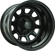 2000 jeep wrangler wheel bolt pattern black rock series 942 type d steel wheel in matte black for jeep