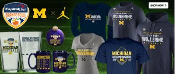michigan wolverines fan gear michigan college apparel cus den blog
