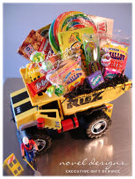 custom easter baskets for kids custom truck candy gift basket great boy gift or